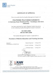 2014 ISO 9001_2008
