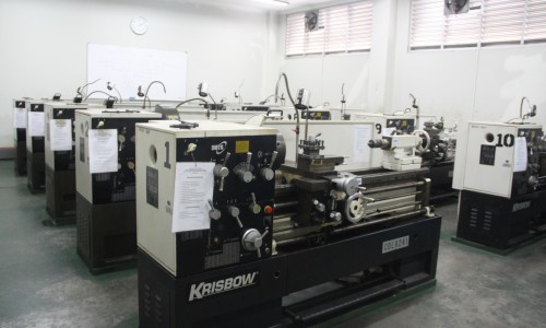 Lathe Machine Lab 2